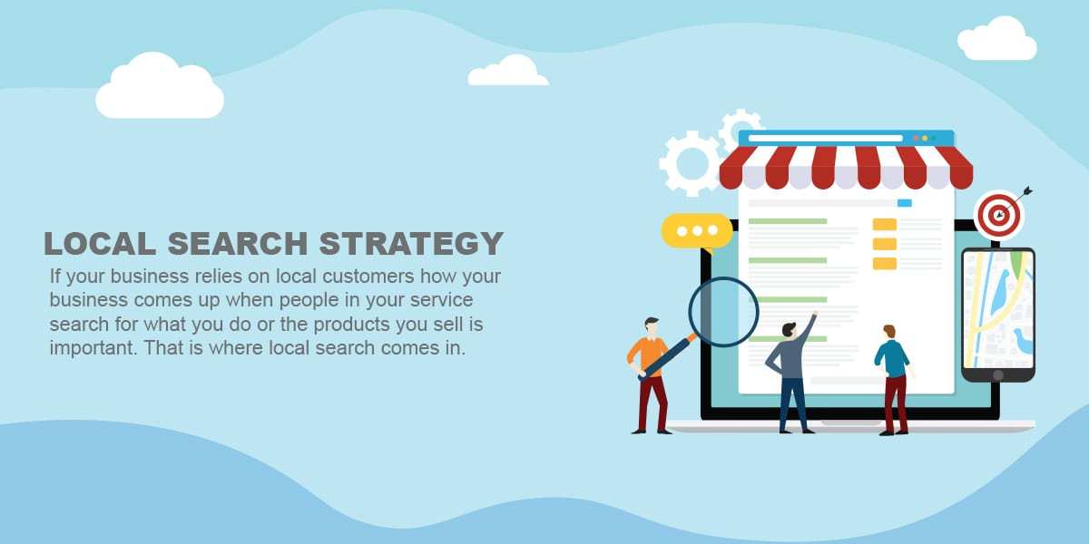 Local Search - Strategy Guide for Small Business