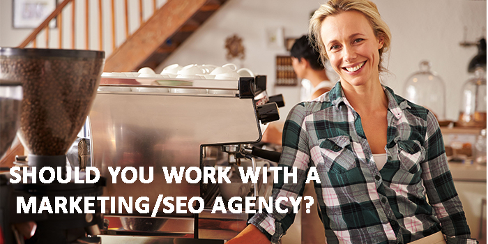 Working with an SEO/Marketing Agency
