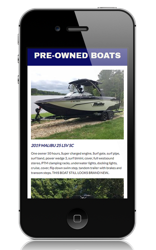 Mobile View Lee County Inboard