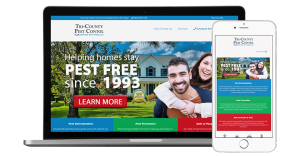 Home Services website designers