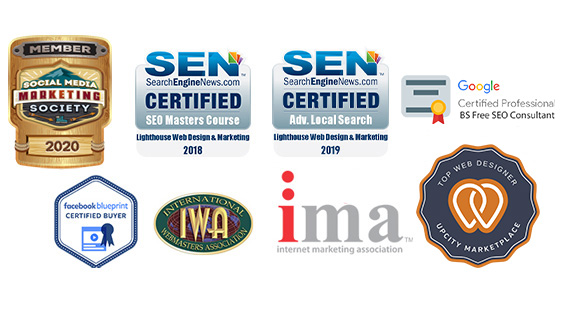 certified web design and marketing